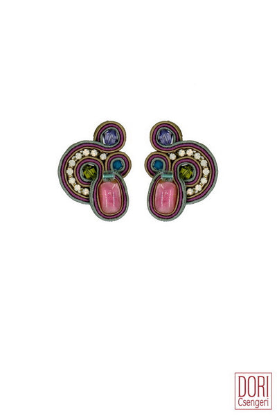Alice Chic Clip-on Earrings