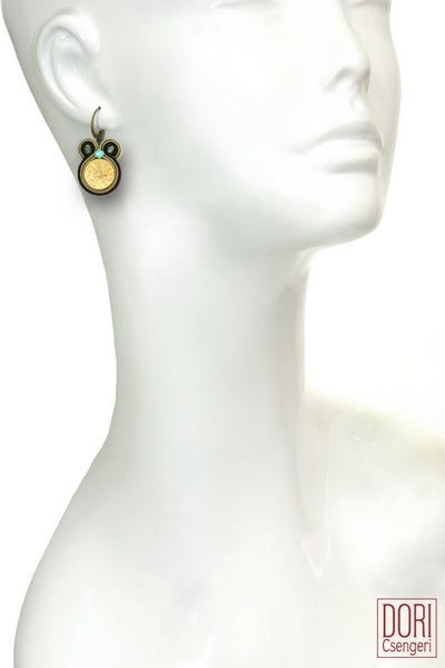 Adesso Gold Earrings