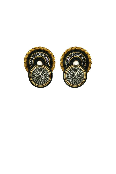 Africa Clip On Earrings
