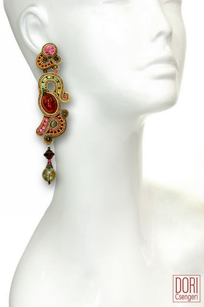 Aimee Evening Earrings