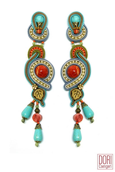 Amalfi Statement Earrings