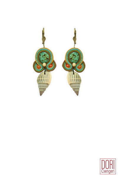 Eilat Resort Mini Earrings
