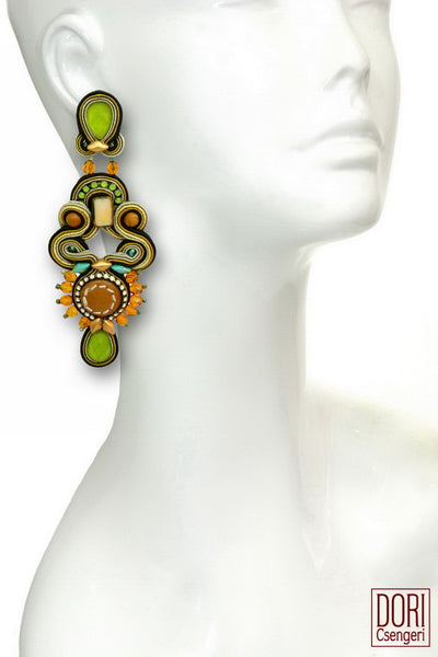 Ayanna Statement Earrings