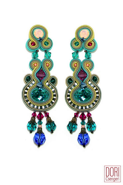 Splash Resort Earrings