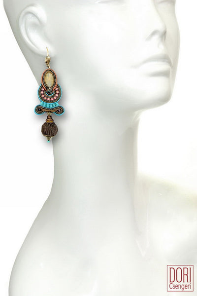 Bogart Casual Dangle Earrings