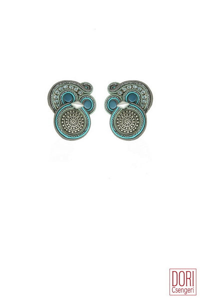 Brooke Clip On Earrings