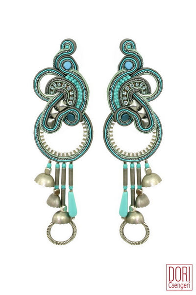 Brooke Showstopper Earrings