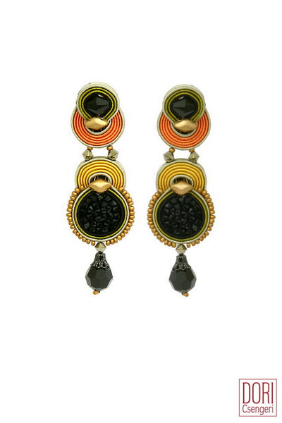 Bossa Nova Chic Earrings