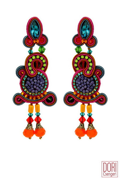 Cameron Showstopper Earrings
