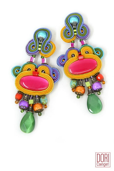 Euphoria Colorful Earrings