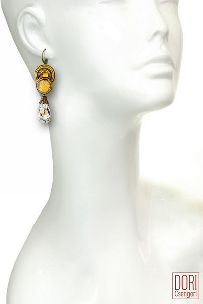 Camelot Drop Earrings