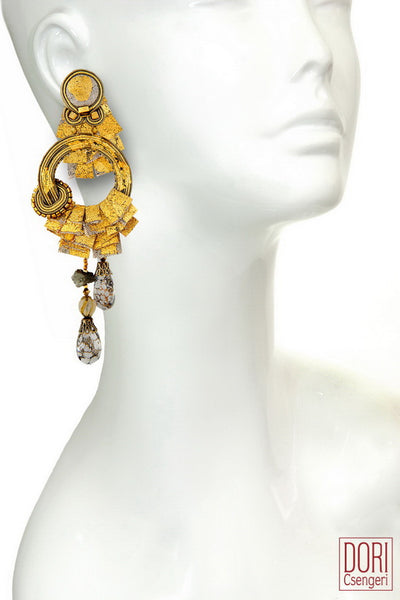 Camelot Evening Earrings