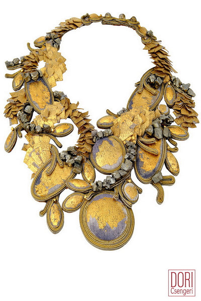Camelot Couture Necklace