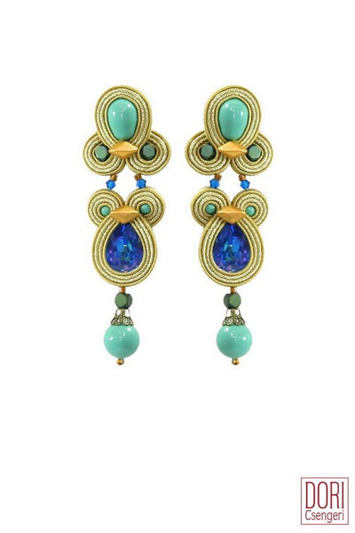 Casablanca Dangle Earrings