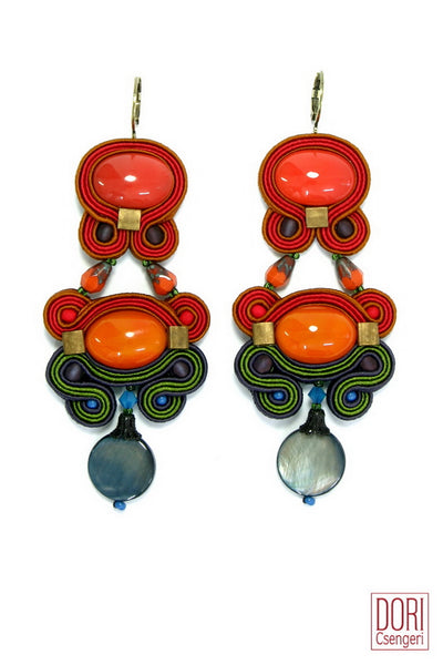 Fusion Resort Earrings