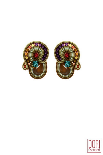 Daydreams Clip On Earrings