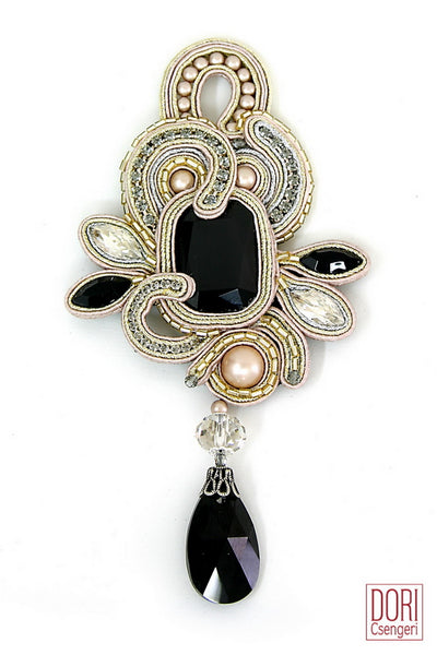 Desiree Onyx Pendant