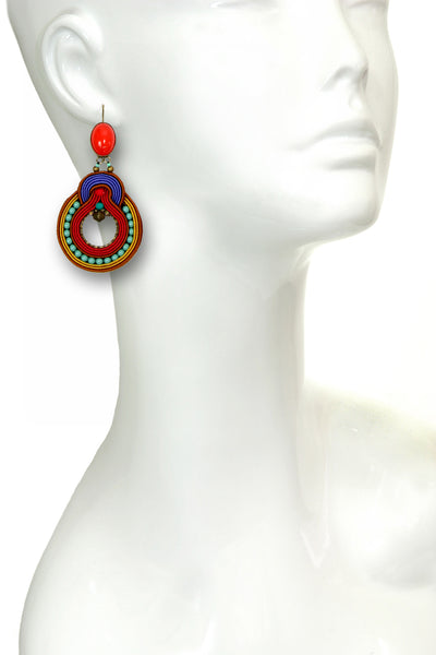 Delirio Hoop Earrings