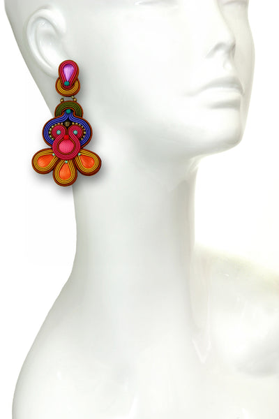 Delirio Bold Colors Earrings