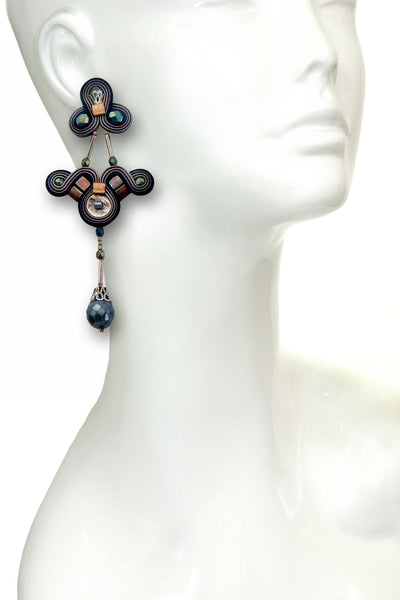 Dusk Boho Earrings