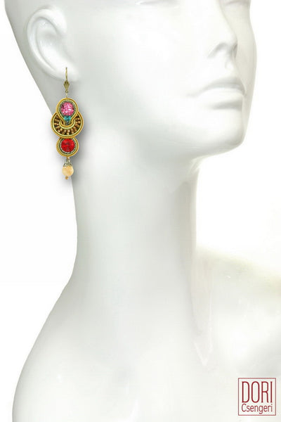 Elizabeth Elegant Drop Earrings