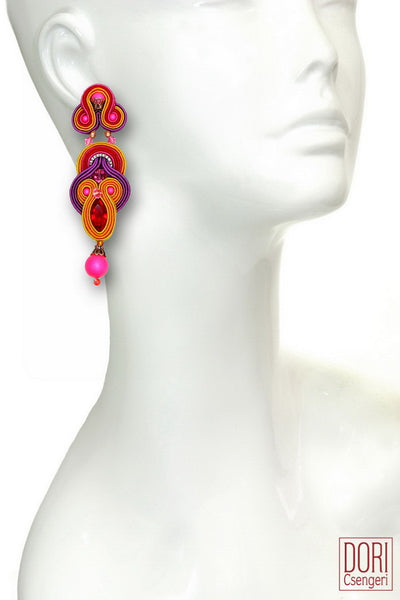 Estival Bold Colors Earrings
