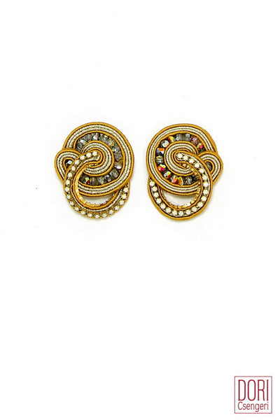 Deseo Clip On Earrings