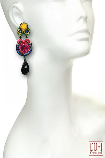 Fantaisie Luxe Earrings