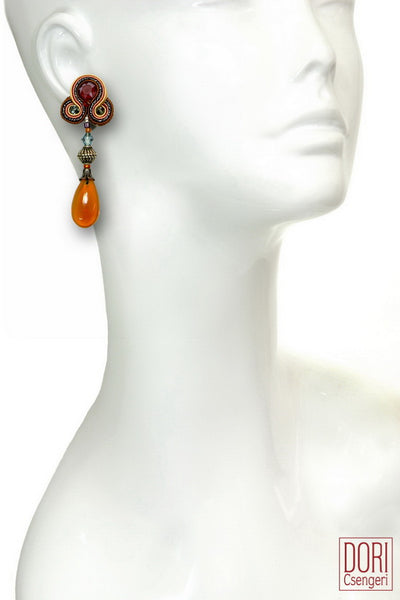 Florence Drop Earrings