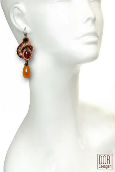 Florence Dangle Earrings