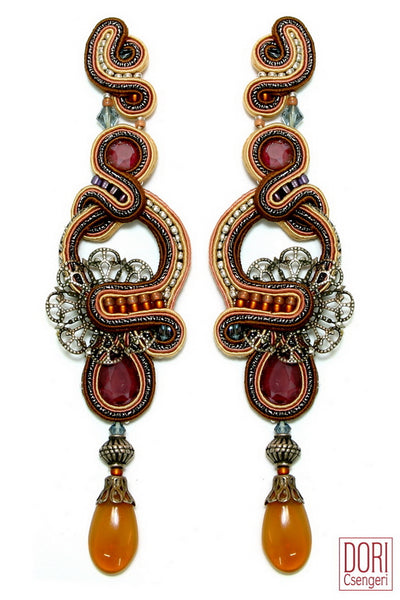 Florence Statement Earrings