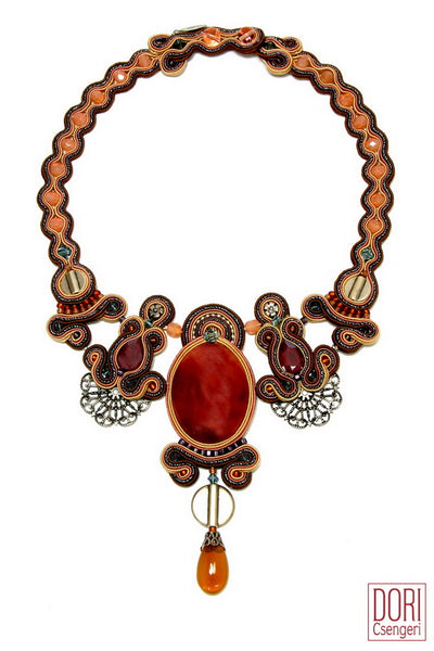 Florence Statement Necklace