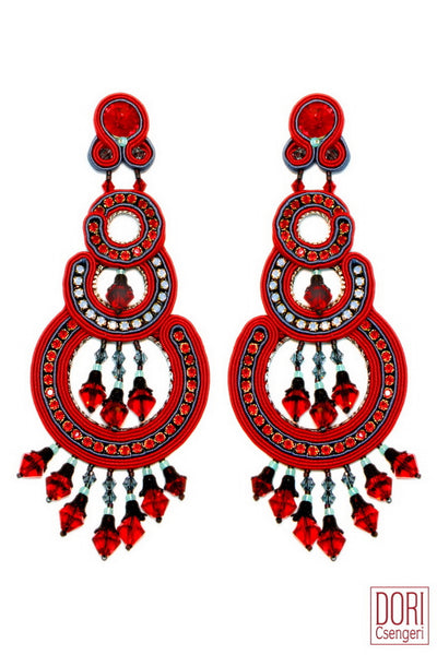 Fandango Show Stopping Earrings