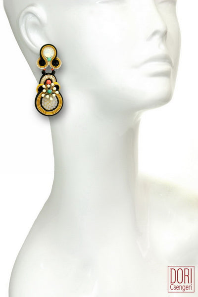 Fiori Day To Evening Earrings