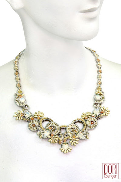 Fairy Dust Bridal Necklace