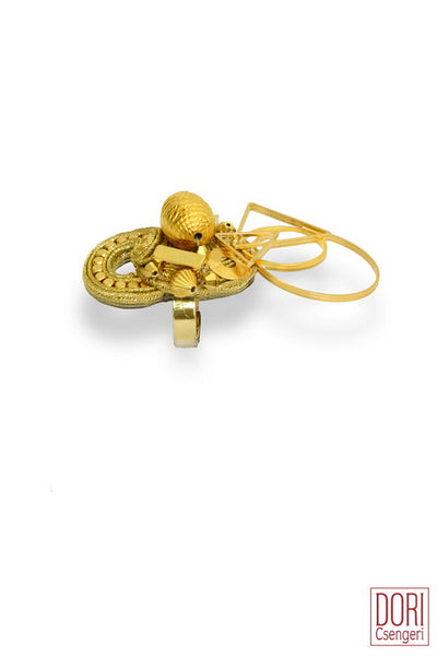 GoGo Statement Ring