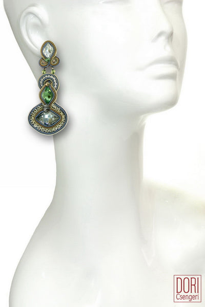 Glitterati Evening Earrings