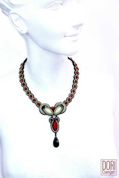 Hedone Drop Necklace