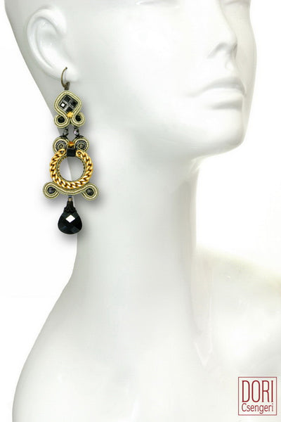Impression Drop Earrings