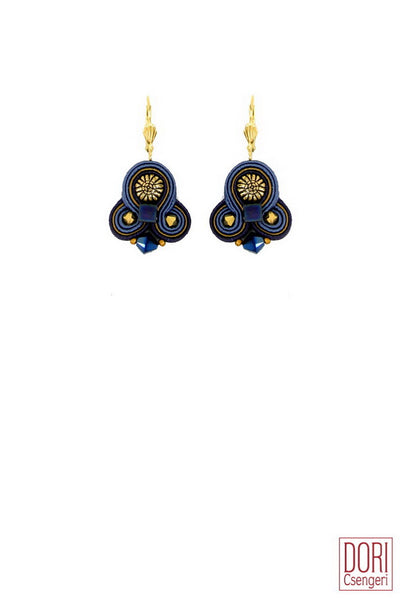 Ishtar Flower Earrings