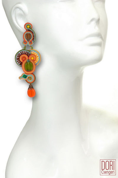 Laura Showstopper Earrings