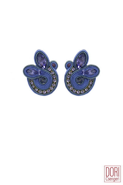 Lily Unique Clip-on Earrings