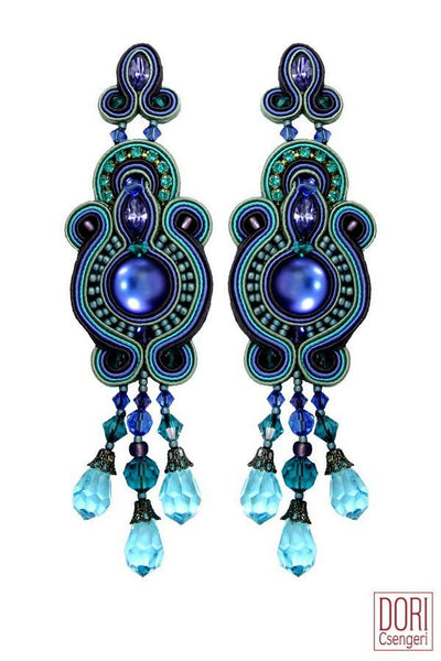 Louna Statement Earrings