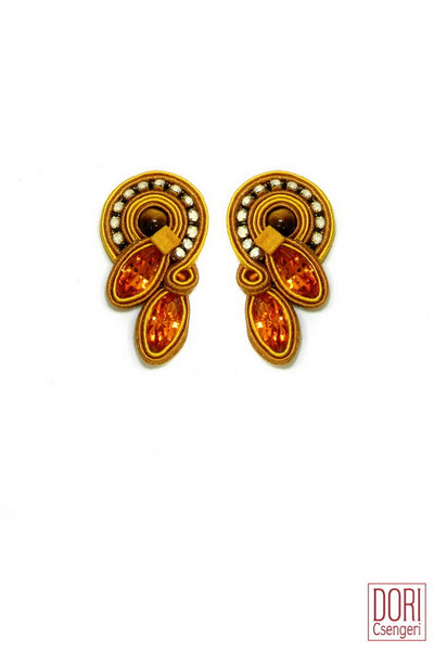 Lucia Clip On Earrings