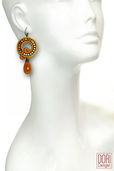 Lucia Hoop Earrings