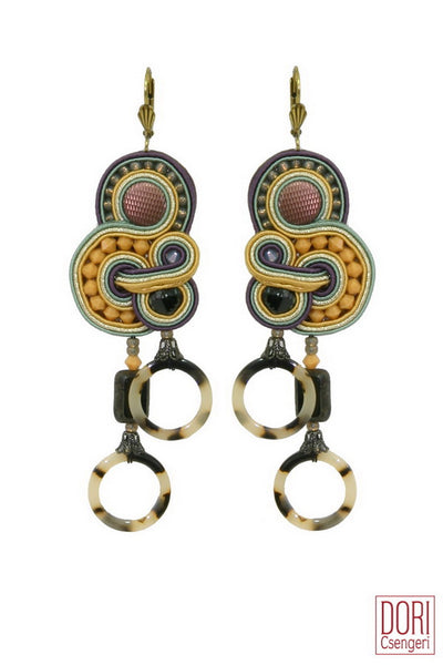 Mambo Dangle Earrings