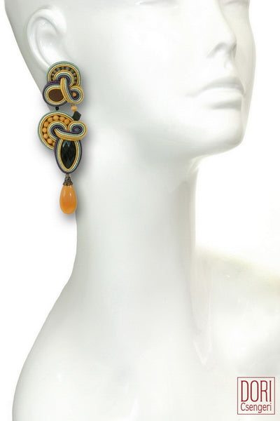 Mambo Office To Night Earrings