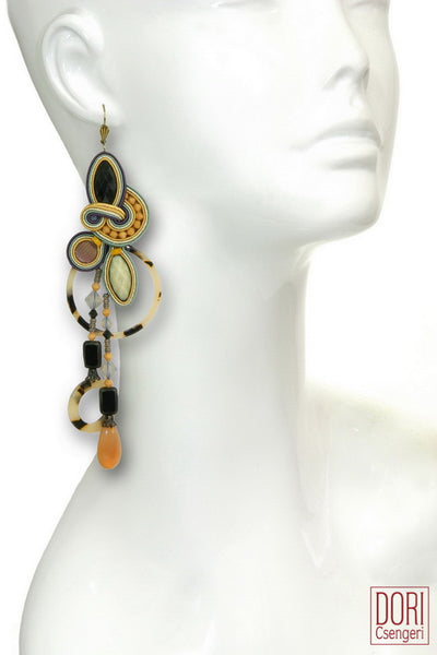 Mambo Statement Earrings