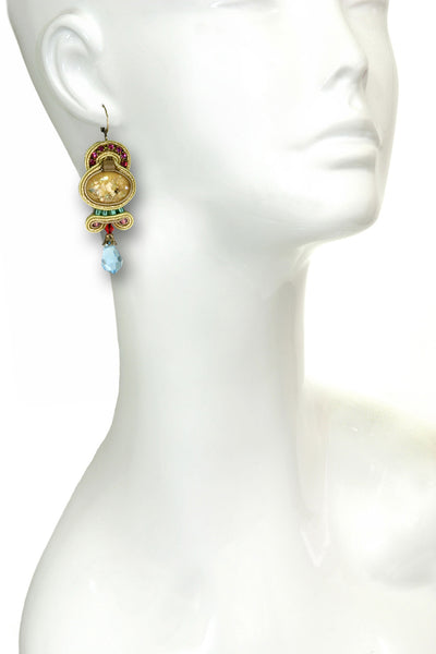 Maharajah Classic Dangle Earrings