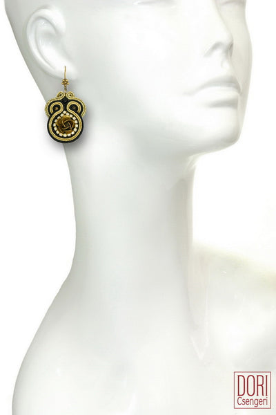 Nefertiti, Casual Dangle Earrings